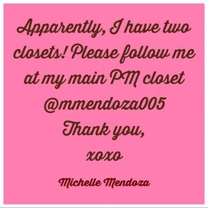 My Main Closet